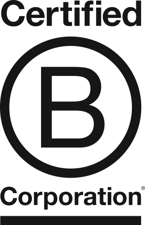bcorp logo black